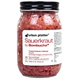 Sauerkraut is rich in fiber, vitamins and minerals. Its probiotics also help your body absorb these nutrients more easily. It is a great source of probiotics, which provide many health benefits. It also contains enzymes that help your body absorb nut...