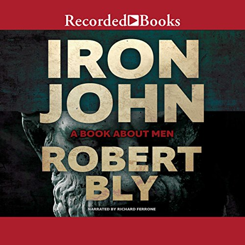 Iron John audiobook cover art