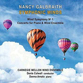 Nancy Galbraith: Symphonic Winds