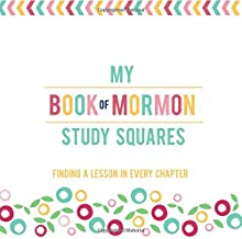 My Book of Mormon Study Squares:  A Lesson in Every Chapter