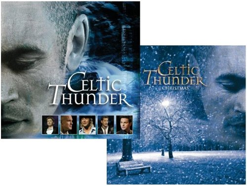 Celtic Thunder Gift Set: 'Celtic Thunder' & 'Celtic Thunder Christmas: Special Edition'