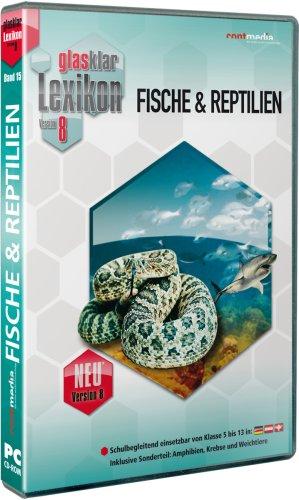 Lexikon V8- Fische & Reptilien [import allemand]