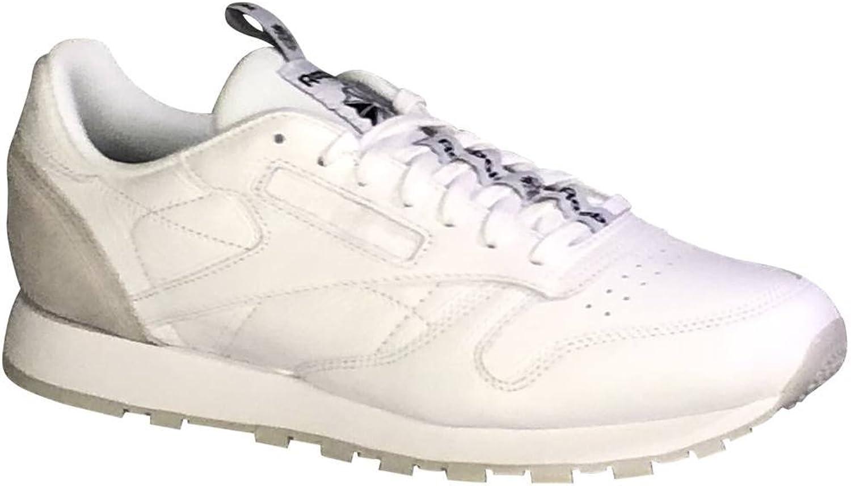 Reebok Classic Leather IT White Black