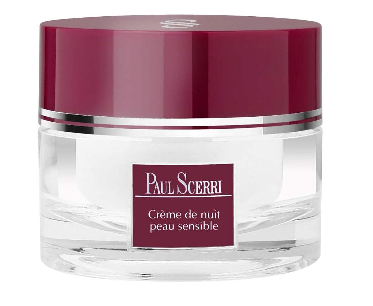 アルバム改修する移動Paul Scerri Sensitive Night Cream (1.75 oz.) by Paul Scerri