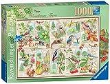 Ravensburger Arboles maravillosos Puzzle 1000 Pz - Fantasy, Puzzle para adultos