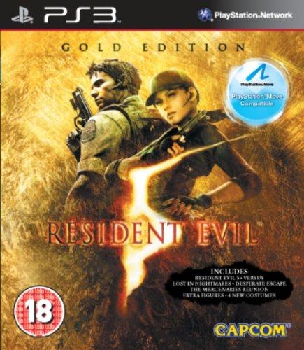 Resident Evil: Gold - Move Edition (PS3) [Edizione: Regno Unito]