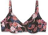 Livia Saskia D Pergol Bikini, Negro (Noir Zfa01), 100D (Talla del Fabricante: 44D) para Mujer