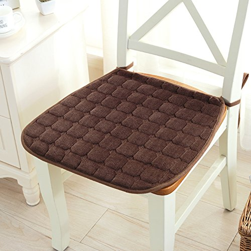 XMZDDZ Tatami woonkamertapijt, kussen pluche verdikking oversized vierkant stoel stok pad kussen zitting balkon yoga 50x50cm(20x20inch) B