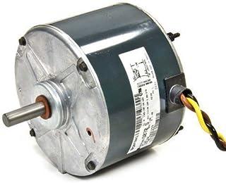 oem upgraded ge genteq 1/6 hp 230v condenser fan motor 5kcp39bgr201bs