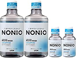 NONIO(ノニオ) [医薬部外品] マウスウォッシュ 洗口液 80ml