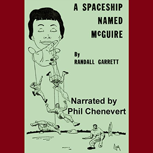 A Spaceship Named McGuire audiobook cover art