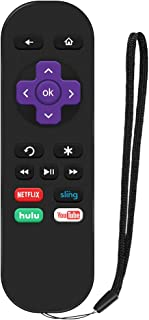 Gvirtue Replacement Remote Control for Roku Box Model: Roku 1, Roku 2(HD, XD, XS), Roku 3, Roku LT, HD, XD, XDS, Roku N1, ...
