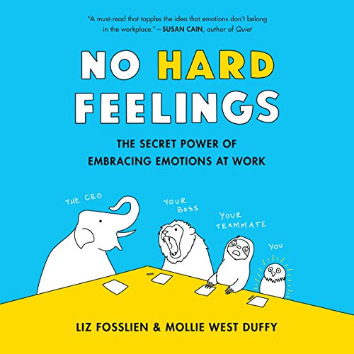 No Hard Feelings audiobook cover art
