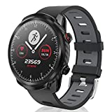 CatShin Smart Tracker attività Orologio, smartwatch Tracker Fitness Touch Screen, Orologi...