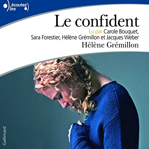 Le confident audiobook cover art
