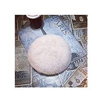 白い愛ピンクのハート財布 本物 革 ジッパー コインフォン 財布 クラッチレディース用