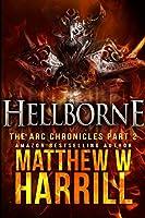 Hellborne: Large Print Edition