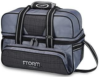 Storm S25127 Bowling Bag, Charcoal/Plaid/Black,
