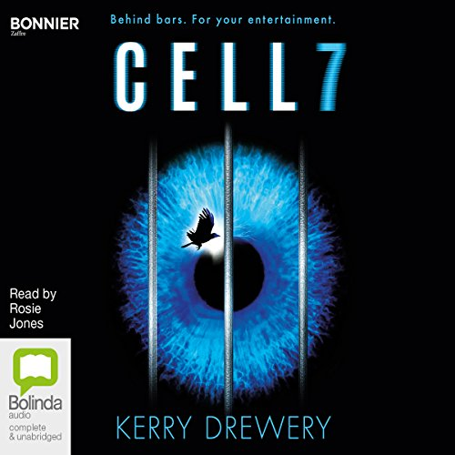 Cell 7 audiobook cover art