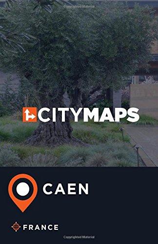 City Maps Caen France