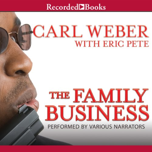 The Family Business audiobook cover art