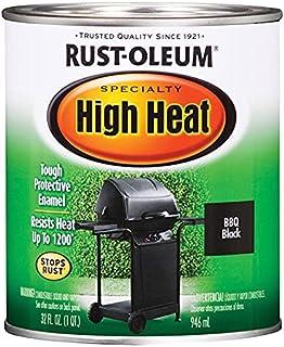 Rust-Oleum 7778502 7778502 High Heat Paint, 946 Milliliter