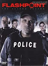Flashpoint: The Second Season DVD Box Set 4 Disc
