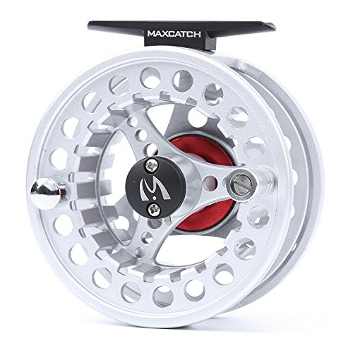 Maxcatch BLC Fly Reel,Large Arbor Fly Fishing Reel with Diecast Aluminum...