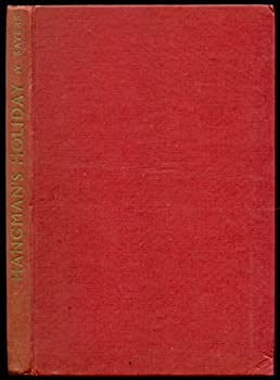 Hardcover Hangman's Holiday Book