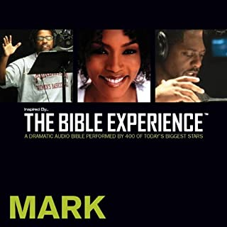 Inspired By … The Bible Experience Audio Bible - Today's New International Version, TNIV: (30) Mark audiobook cover art