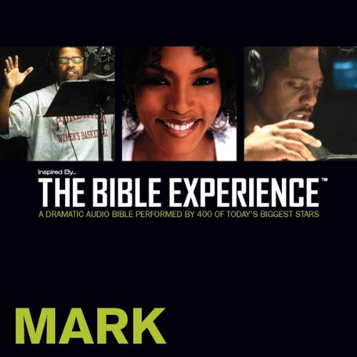 Page de couverture de Inspired By … The Bible Experience Audio Bible - Today's New International Version, TNIV: (30) Mark