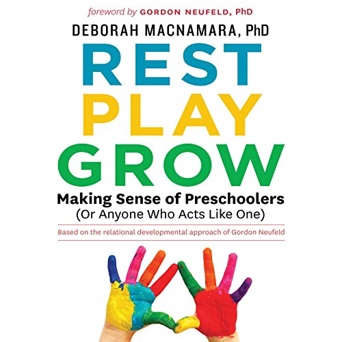 Page de couverture de Rest, Play, Grow