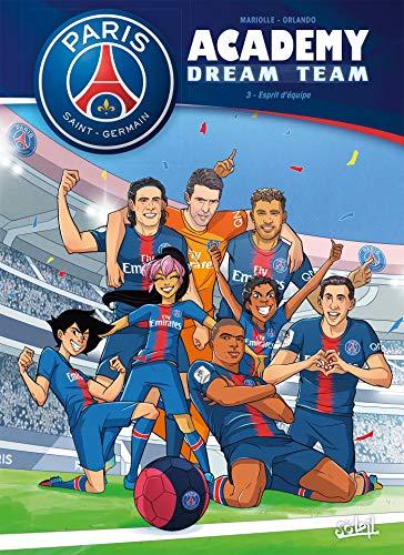 Paris Saint-Germain Academy Dream Team 03