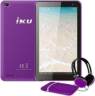 iKU T4-7.0inch - 1GB RAM - 16GB - Mono SIM Tablet