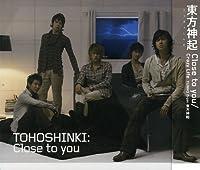Close to You/Crazy Life by Tohoshinki (Yunho) (2008-03-05)