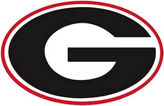 Craftique Georgia Bulldogs G Logo Car Decal