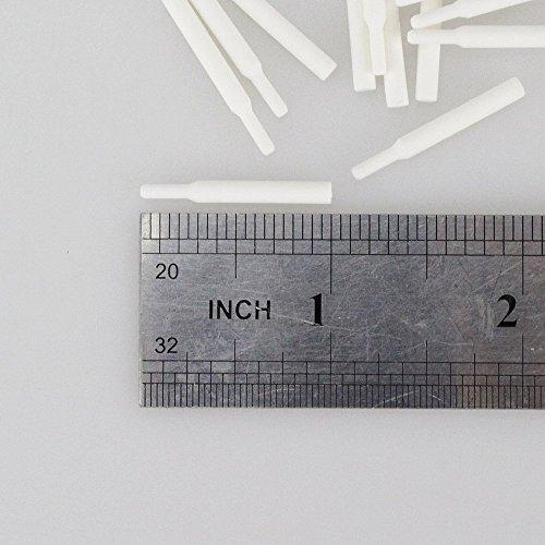 Earlywish 100 Pines cerámicos de zirconia para laboratorios dentales Bandejas de cocción de panal