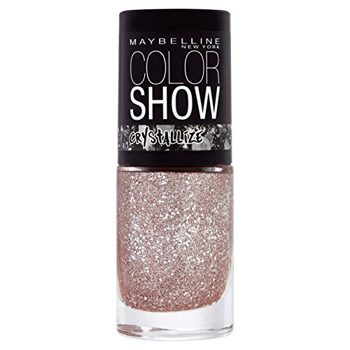 Maybelline Color Show Crystal 232 Rose Chic Nagellack, 6,7 ml