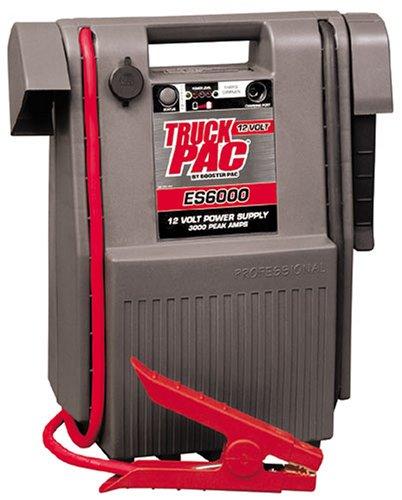 New Truck PAC ES6000 3000 Peak Amp 12V Jump Starter