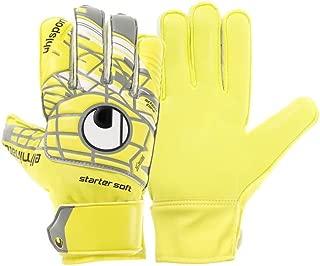 uhlsport Eliminator Starter Soft Soccer Goalie Gloves