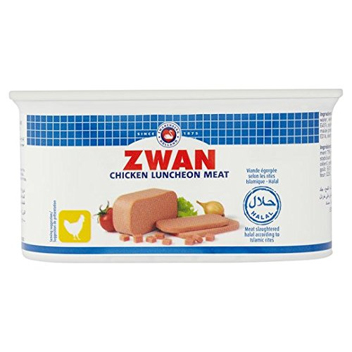Cheap mail order specialty store Zwan Luncheon Halal 70% OFF Outlet Meat Chicken Ounce 29.5