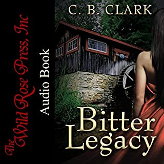 Bitter Legacy                   By:                                                                                                                                 C. B. Clark                               Narrated by:                                                                                                                                 Bill Nevitt                      Length: 10 hrs and 27 mins     1 rating     Overall 4.0