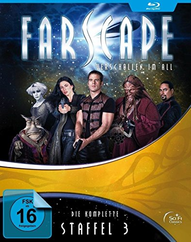 Farscape - Verschollen im All - Staffel 3 [Blu-ray]