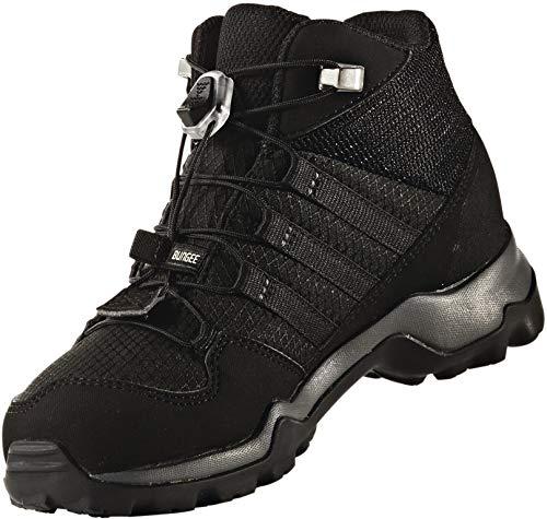 adidas Unisex-Kinder Terrex Mid GTX K Cross-Trainer, Schwarz Core Black Core Black Vista Grey S15, 31.5 EU