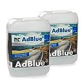 AdBlue 2 x 10 L - Auto Harnstofflösung von Kruse Automotive verringert Emissionen von Stickstoffoxiden um 90% bei SCR-Systemen - Höfer Chemie