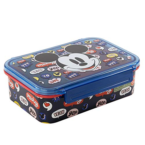 LUNCH BOX HERMETICO 790 ML IT´S A MICKEY THING