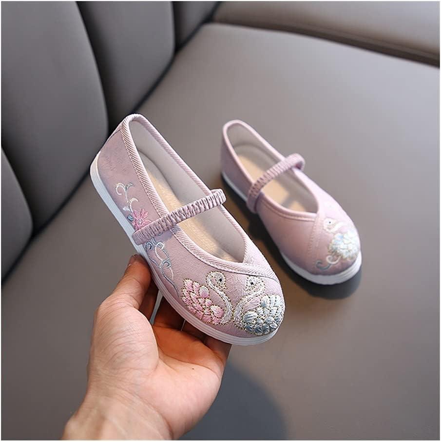 shopping Jiahezi Hanfu Girls Embroidered Limited Special Price Cheongsam Shoes Cloth Sh