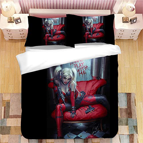 51Xag86OLpL Harley Quinn Bed Sets