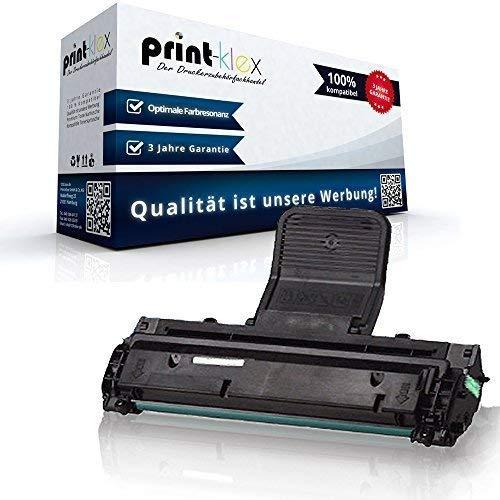 Kompatible Tonerkartusche für Samsung ML1640 ML1640K ML1641 ML1641K ML1642K ML1645 ML2240 ML2240K ML2241 ML2241K MLTD1082S MLTD1082S MLT-D108 Black Schwarz XXL