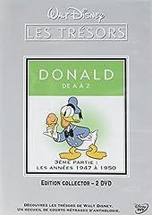 Donald de A à Z-3ème Partie - Les années 1947 à 1950 [Édition Collector-2 DVD]